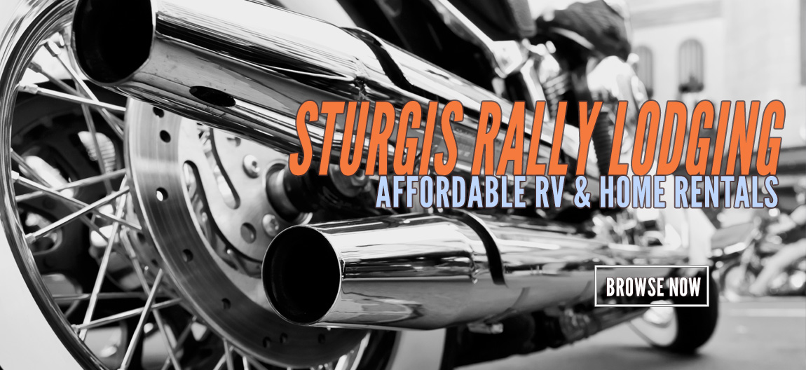 Sturgis Rally Rentals possible views